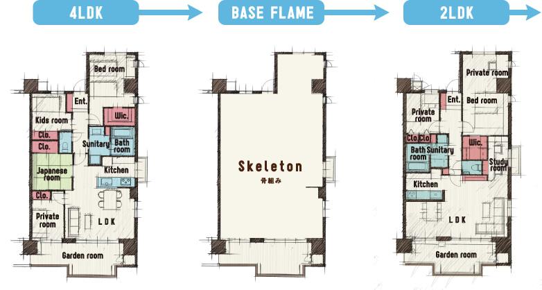 西鉄の「サンリヤン別府」として先導的長期優良住宅モデル住宅が工事中です!_f0155409_9582160.jpg