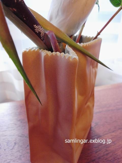 紙袋を花瓶に仕立てる_f0237712_14413367.jpg