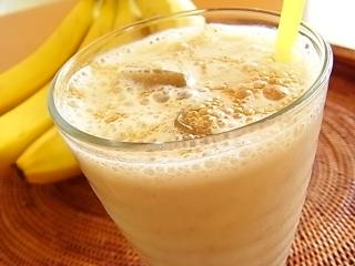 黒蜜豆乳バナナジュース_b0102217_21144990.jpg