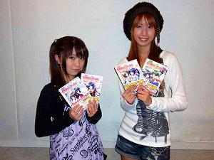 """「おまひま」ラジオのDJCD発売♪小清水さん、野水さんによる""""インストアイベント""""も実施です!!_e0025035_044561.jpg"""