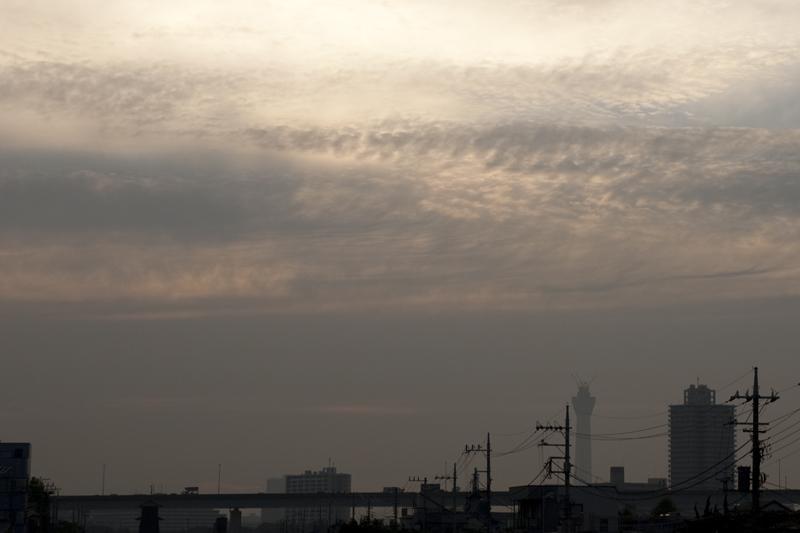 2010.06.23 夕焼け_b0112648_0351015.jpg