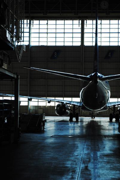 ANA 機体整備工場見学 2010_a0003650_148471.jpg