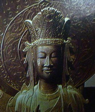 銀の冠と法隆寺の関わり_c0222861_1122974.jpg