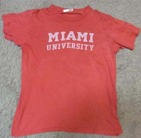 60-70'S ラッセル カレッジ Tシャツ!_c0144020_1834991.jpg
