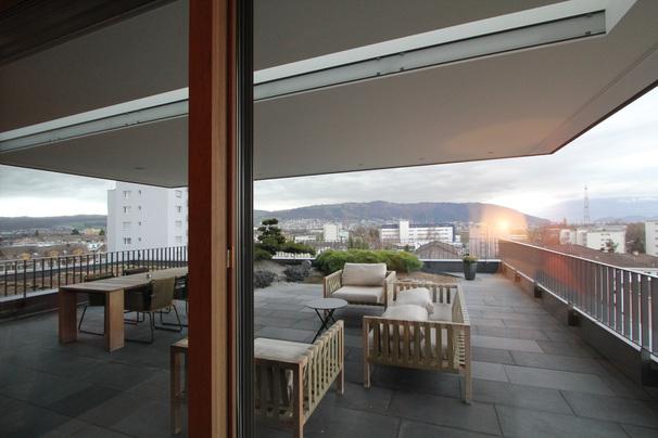木造6階建てミネルギーハウス(チューリッヒ近郊)2_e0054299_15105147.jpg