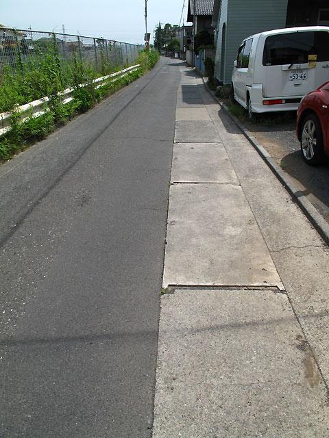 柴崎分水(立川分水)(3)奥多摩街道〜中央線付近まで_c0163001_9361041.jpg