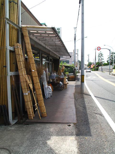 柴崎分水(立川分水)(3)奥多摩街道〜中央線付近まで_c0163001_9381831.jpg