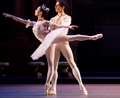 Lice 劇場で見たRoyal Ballet  Royal Ballet en Liceu_b0064411_2132562.jpg