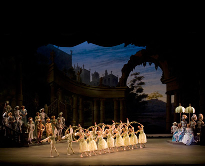 Lice 劇場で見たRoyal Ballet  Royal Ballet en Liceu_b0064411_21332123.jpg
