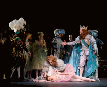 Lice 劇場で見たRoyal Ballet  Royal Ballet en Liceu_b0064411_21334738.jpg