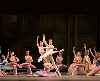 Lice 劇場で見たRoyal Ballet  Royal Ballet en Liceu_b0064411_2134080.jpg