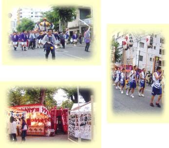 投稿)長浜様のお祭り  陽ざしの会より_d0070316_18195421.jpg