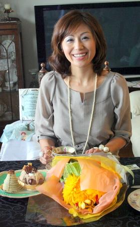 ミンミンさんの紅茶教室 & サプライズ☆_f0141419_5424028.jpg