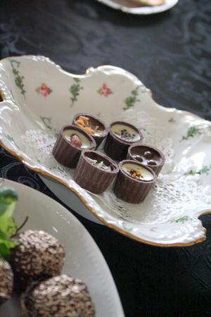 ミンミンさんの紅茶教室 & サプライズ☆_f0141419_551525.jpg