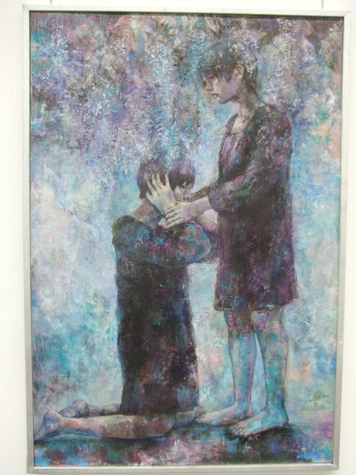 1291) 市民ギャラリー 「七月展 (道教育大自主作品展)」 7月7日(水)~7月11日(日)  _f0126829_1556085.jpg