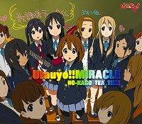 放課後ティータイム「Utauyo!!MIRACLE」2010年8月4日 発売予定!_e0025035_024077.jpg