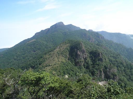 祖母山へ・オオヤマレンゲを求めて、その1_e0164643_145424100.jpg