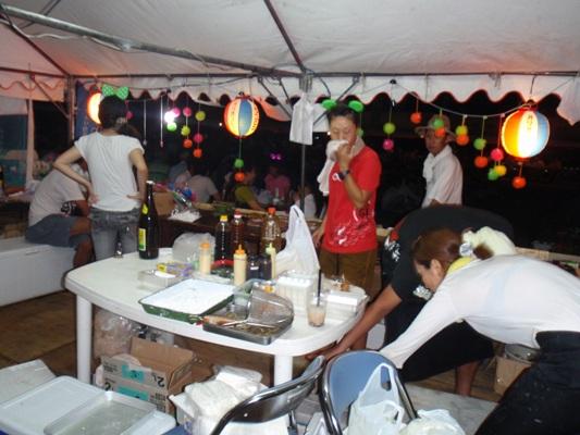 7月10日  カジキ釣り大会♪♪_b0158746_19403482.jpg