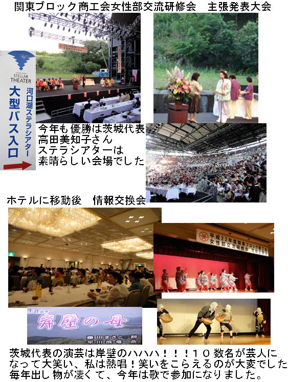商工会女性部連合会に参加_e0109554_10253777.jpg