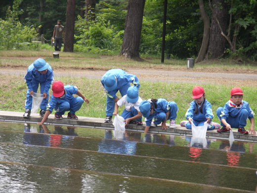 7月9日体験学習~筒井南小学校2年生~_c0216068_10212140.jpg