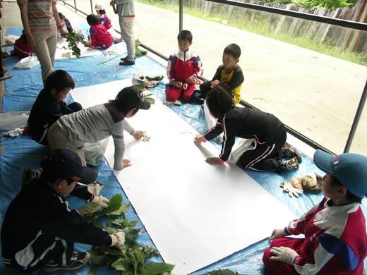 7月9日体験学習~浅所小学校3・4年生~_c0216068_11573558.jpg