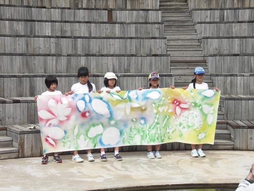 7月9日体験学習~浅所小学校3・4年生~_c0216068_123625.jpg
