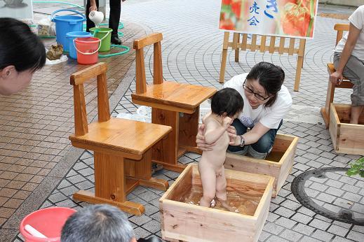 史上最大の飫肥杉ヤタイ_f0138874_22121517.jpg