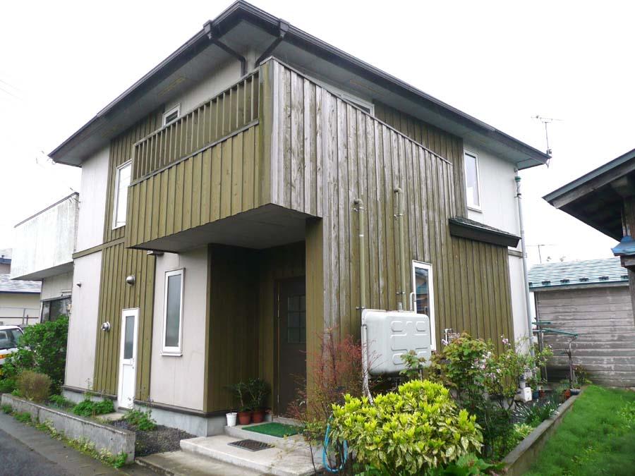 I様邸の外部塗装_f0150893_18342962.jpg