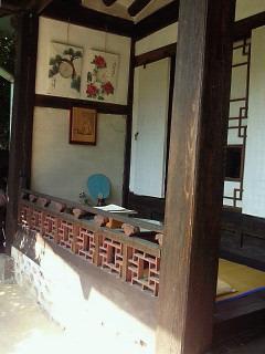 韓国の伝統茶家_a0163896_2240153.jpg