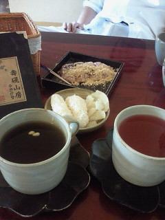 韓国の伝統茶家_a0163896_22445774.jpg