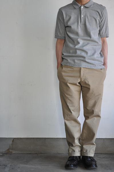 STILL BY HAND/スティルバイハンド ポロシャツ