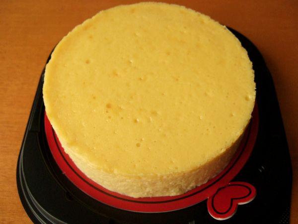NYチーズケーキ&フォンダン・オ・ペカン_e0160246_859364.jpg