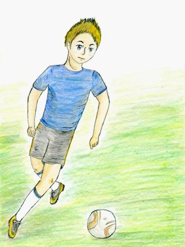 サッカーW杯もクライマックスなので…_f0079085_221595.jpg