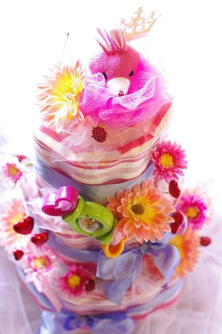 オムツケーキ  Part2_e0171336_4502670.jpg