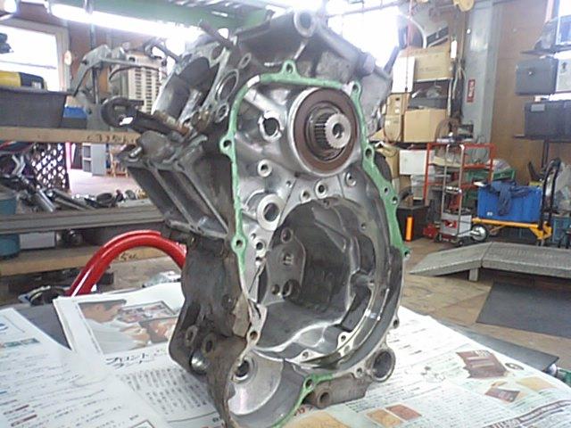 NSR250エンジンO/H編 2_e0114857_16201884.jpg