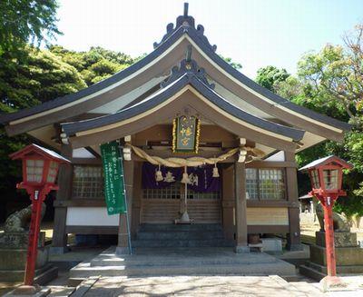 織幡神社(1)風と海と空の中の宮は海の神様が勢揃い_c0222861_2323781.jpg