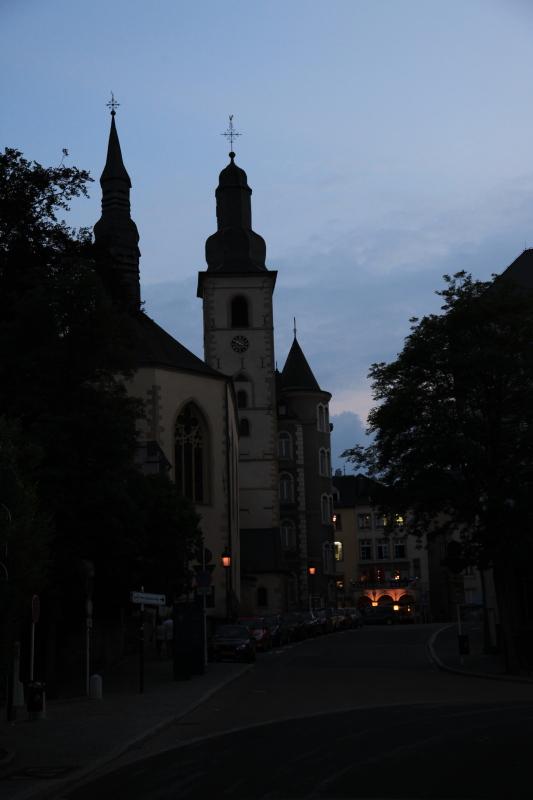 ルクセンブルクの夜景_c0187779_5324327.jpg