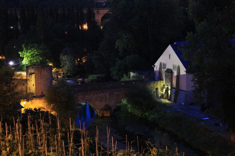 ルクセンブルクの夜景_c0187779_5391296.jpg