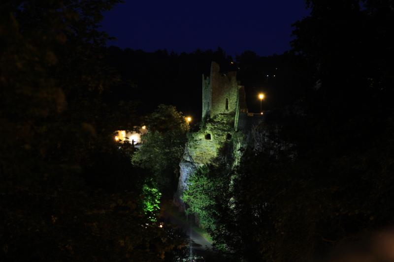 ルクセンブルクの夜景_c0187779_5401485.jpg