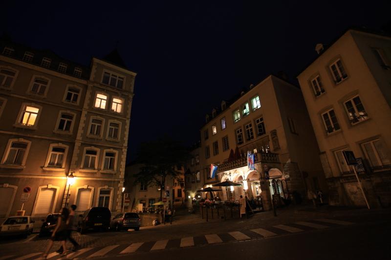 ルクセンブルクの夜景_c0187779_5412987.jpg