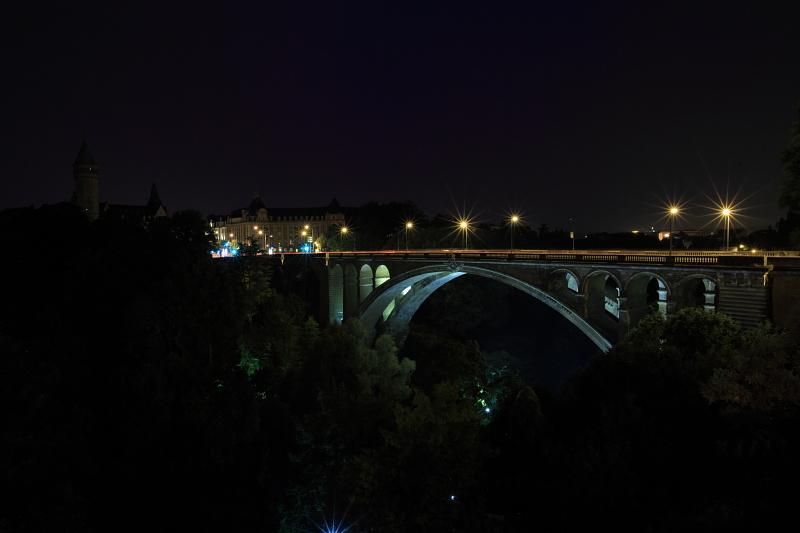 ルクセンブルクの夜景_c0187779_635551.jpg