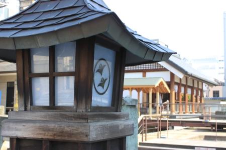 JR福井駅そば柴田神社にて_f0229508_10365364.jpg