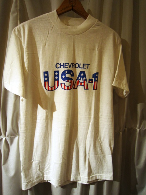 Used 1970\'s T-SHIRTS (DEAD STOCK)_f0191324_23452250.jpg