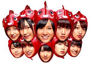 AKB48と記念撮影!?都内に巨大パネル出現!_e0025035_2184632.jpg