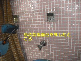 トイレ・白蟻緊急工事_f0031037_2119166.jpg