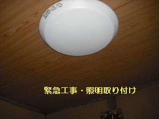 トイレ・白蟻緊急工事_f0031037_2135176.jpg