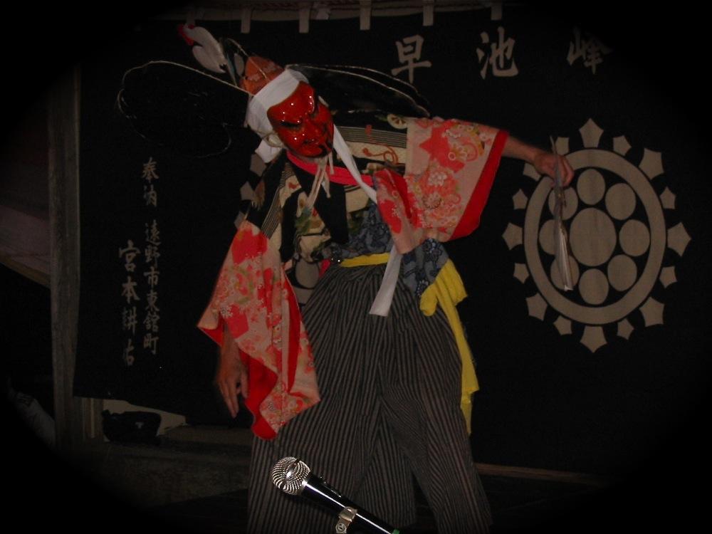 早池峰神社 宵宮・例大祭_d0001843_23381365.jpg