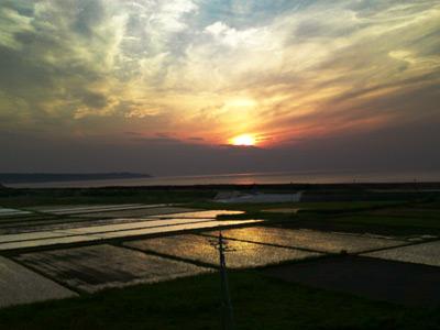 鳥取の夕日_d0155569_11152321.jpg