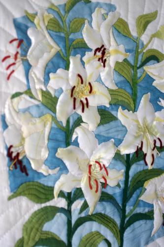 ◆作品17・・・甘い香りのカサブランカ_e0154682_23131629.jpg
