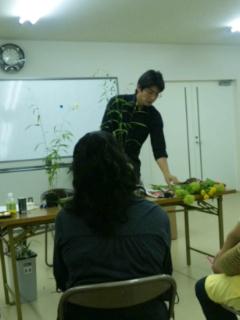 日坂先生のデモへ_a0136507_21501541.jpg